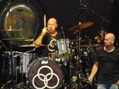 Jason Bonham, son of Led Zeppelin drummer, the late John Bonham