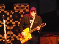 Original guitarist of Cheap Trick, Rick Nielsen